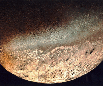 Season's Discovered on Neptune's Moon Triton Triton moon 342 ...