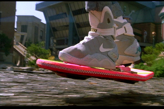 Nike Patents Plan for Back to the Future Self-Lacing ...