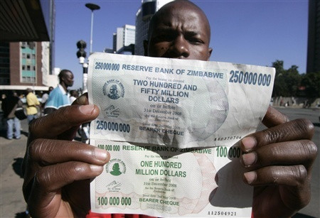 Zimbabwe Money 682