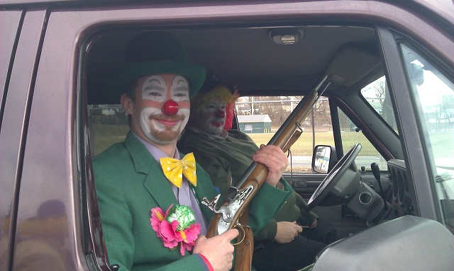 Clown Criminals 672