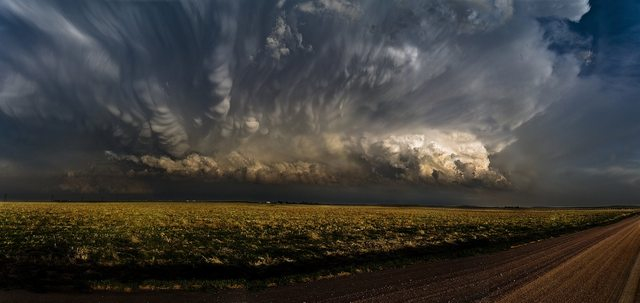 Apocalyptic South Dakota Storm 226