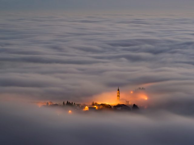 Asiago plateau, northern Italy 155