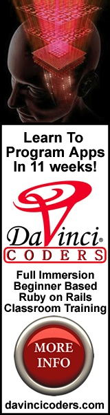 DaVinci Coders Learn to Program Apps in 11 Weeks