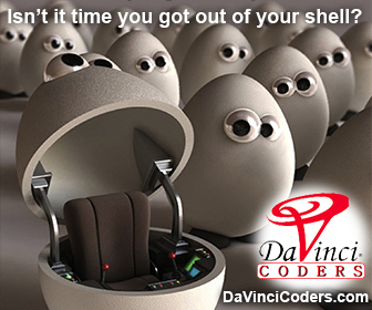 DaVinci Coders Isn