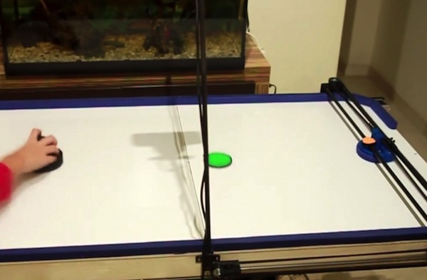 Air Hockey robot