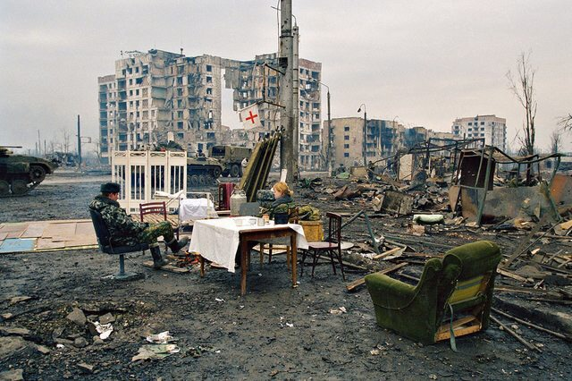 Chechnya aftermath u89i