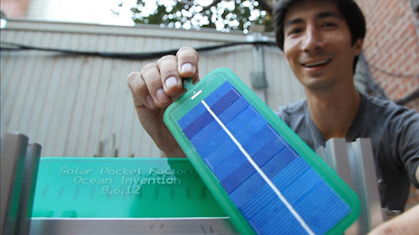 open-source solar panel