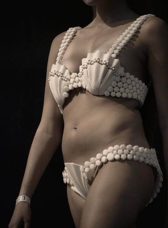 3d printed lingerie