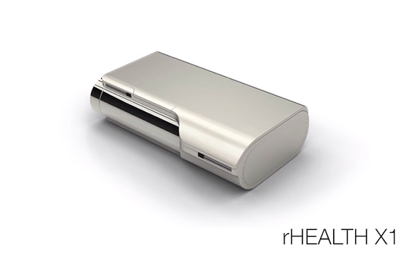 rHEALTH-diagnostic-device