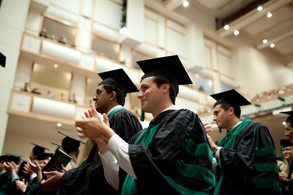 2012 College of Medicine Graduation