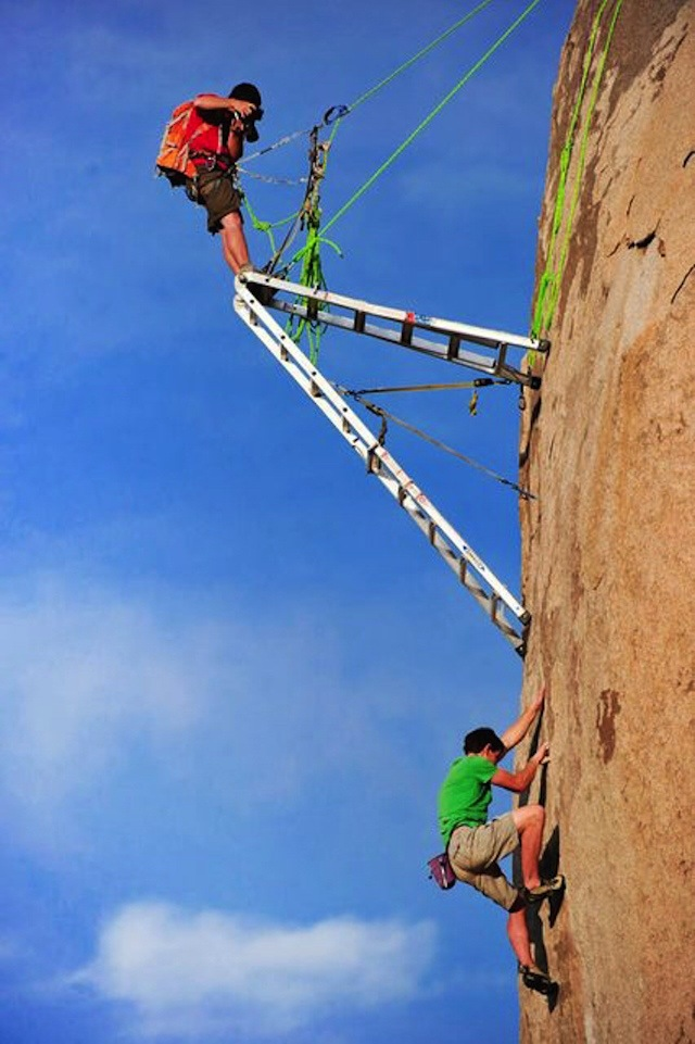 how those photographs of rock climbers are taken 79xewxw2