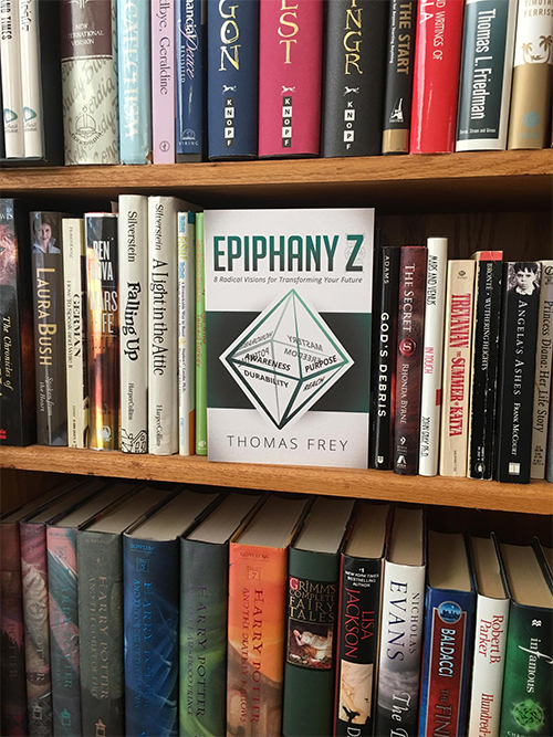 Epiphany Z Bookshelf 500