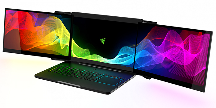 Razer 3 screen 1