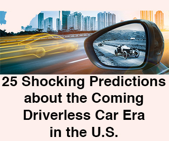 25 Driverless Car Predictions square