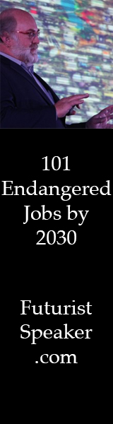 Endangered Jobs tower