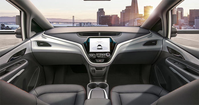 driverless GM car 1