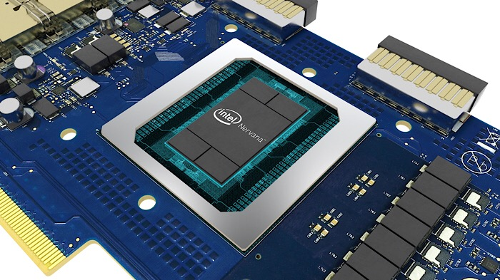 Intel is making further advancements in artificial intelligence with the announcement of the industry's first neural network processor (NNP) designed for broad commercial enterprise use of AI -- the Intel Nervana Neural Network Processor. The Intel Nervana NNP is specifically designed for AI and optimized for deep learning applications. (Credit: Intel Corporation)