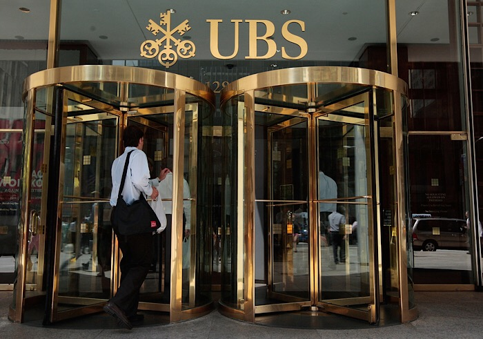 Swiss Bank UBS Agrees To Turn Over 4,000 Plus Account Names