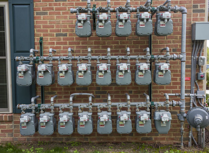 Residential Natural Gas Meters In Chester County, Pennsylvania