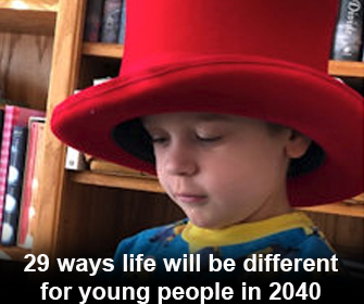 Understanding the future through the eyes of a child