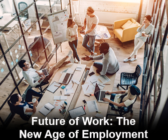 Future of Work : The new age of employment