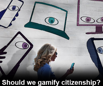 Should we gamify citizenship?